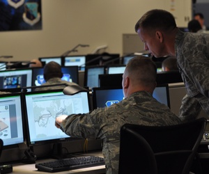 U.S. Air Force cyber personnel are helping figure out why the data and its backups were lost.