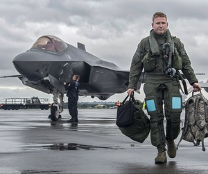 On June 30, 2016, three U.S. Air Force F-35As touched down at RAF Fairford in the UK.