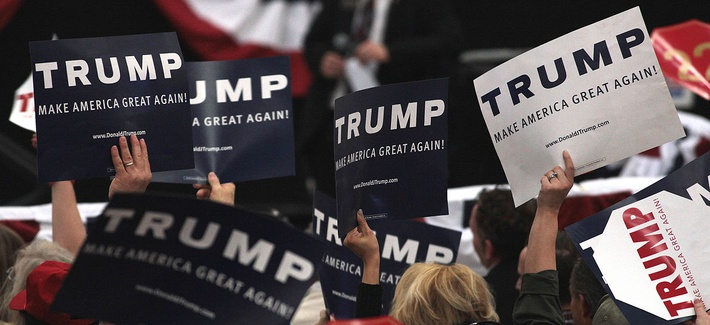 An interview Republican Presidential Candidate Donald Trump gave to the New York Times about foreign policy will be interpreted differently by his base than the rest of the political landscape.