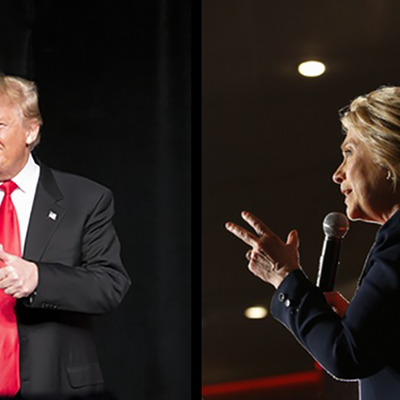 Here's How Clinton and Trump Stack Up on National Security, Russia, ISIS and More