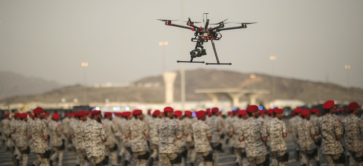 17 2015 File Photo A Drone Is Used