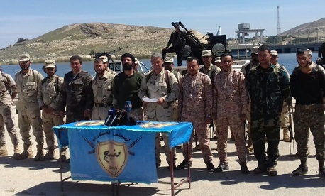 The Manbij Military Council.