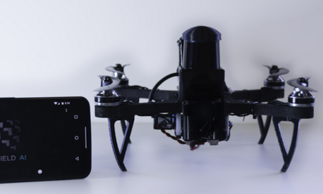 The Shield AI autonomous drone for U.S. Special Operations Forces