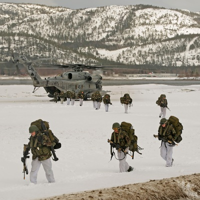 Washington is Quietly Reinforcing Europe's Northern Flank