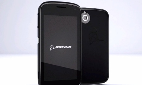 "The Boeing ""Black"" phone"