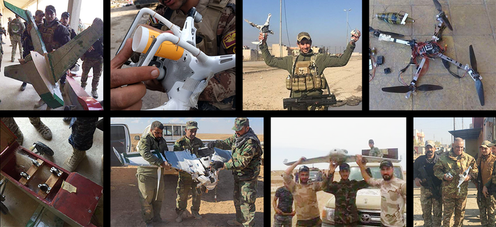The Drones of ISIS - Defense One