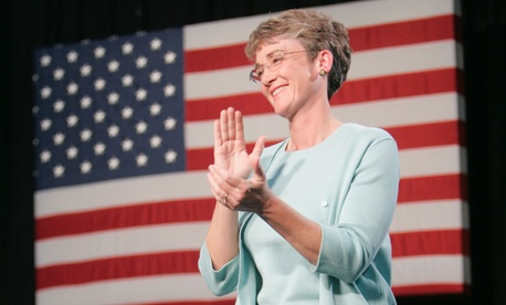 Rep. Heather Wilson in 2006.