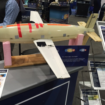 The Five Coolest Drones from America's Biggest Naval Arms Show