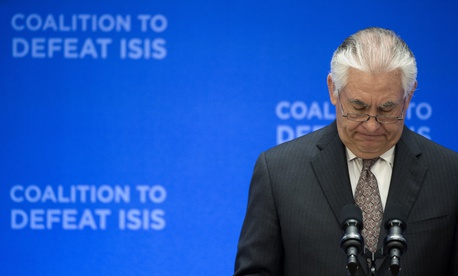 U.S. Secretary of State Rex Tillerson has arrived in Moscow with new leverage, but a mission that is still near-impossible.