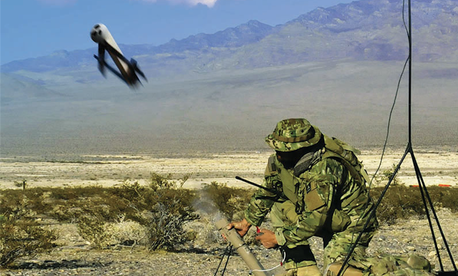 The AeroVironment Switchblade