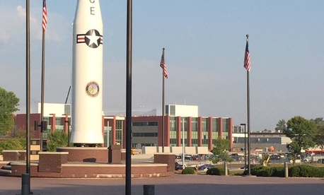 U.S. Strategic Command headquarters at Offutt Air Force Base, Nebraska