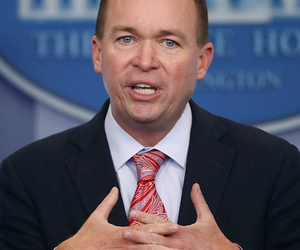 Budget Director Mick Mulvaney