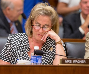 Rep. Ann Wagner, R-Mo., said after a hearing that she wonders why the Treasury agency exists.