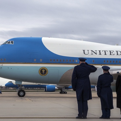 Air Force One Needs New Refrigerators. They Cost $24 Million