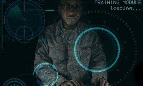 Exploitation Analyst Airmen assigned to the 41st Intelligence Squadron have begun using advanced mobile desktop training that uses an environment to challenge each individual analyst in cyberspace maneuvers to achieve mission objectives at Fort. George G.