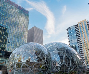 The Amazon Spheres in Seattle
