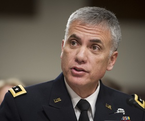 Army Lieutenant General Paul Nakasone