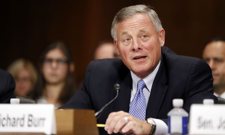 "Sen. Richard Burr, R-N.C., told a witness: ""You seem to have confirmed our biggest fear. We've become so obsessed with the process that there is very little preoccupation with the outcome."""