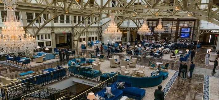 The Trump International Hotel in Washington.