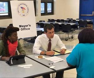 South Bend Mayor Pete Buttigieg