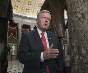 """Rep. Mark Meadows, R-N.C., said, """"We don't know how many guidance documents agencies have issued, nor do we know how much it will cost the economy."""""""