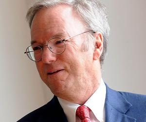 Google Chairman Eric Schmidt