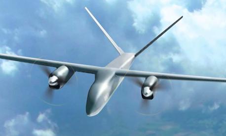 Simonov Design Bureau's Altair drone project
