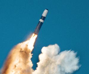 Trident ICBM