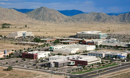 Sandia National Laboratory at Kirtland Air Force Base, N.M.