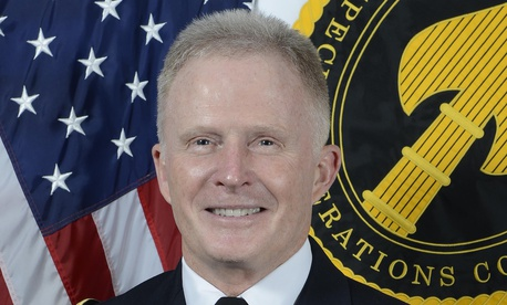 "Gen. Raymond ""Tony"" Thomas is commander of U.S. Special Operations Command."