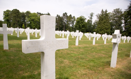 Oise-Aisne American Cemetery and Memorial