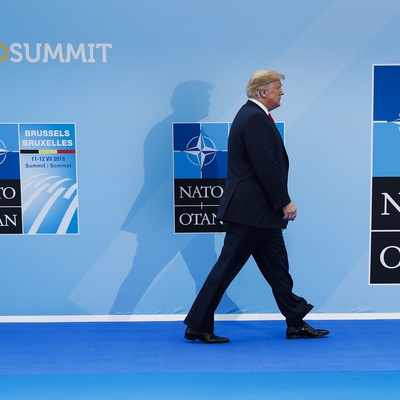 Donald Trump Didn't Kill NATO, But…