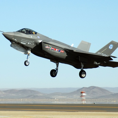 Cancel Turkey's F-35s — and Maybe Its NATO Membership As Well