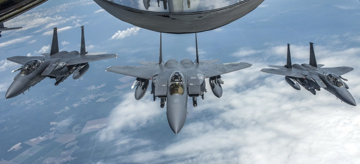 Boeing Is Pitching the US a New F-15, Using Its Super Hornet
