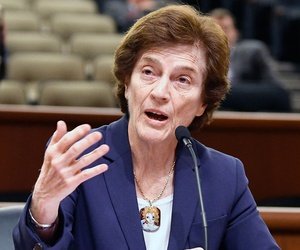 "Holtzman finds Trump's treatment of immigrant families ""laughable and appalling."""
