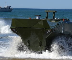 BAE Systems Amphibious Combat Vehicle