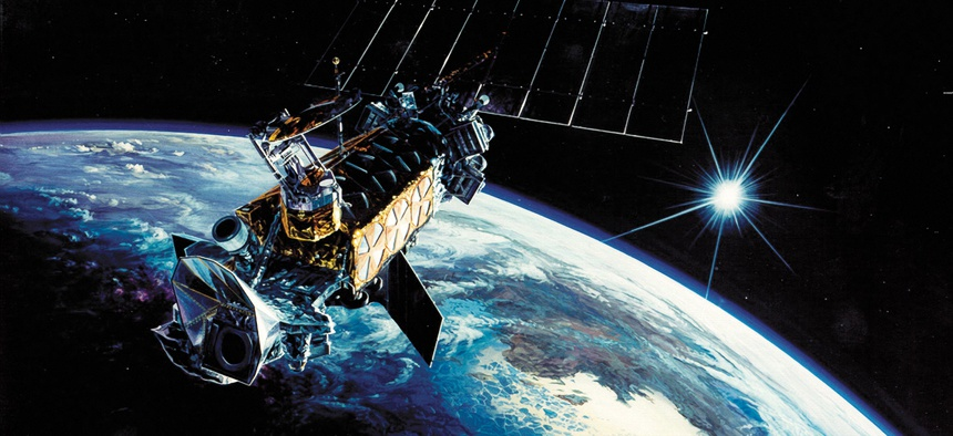 Defense Meteorological Satellite Program