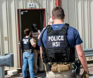 Special agents from U.S. Immigration and Customs Enforcement's (ICE) Homeland Security Investigations (HSI) late Tuesday executed a criminal search warrant at Fresh Mark in Salem, OH.