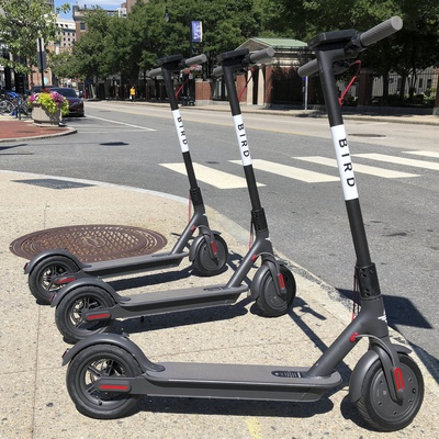 Pentagon Declares War on Scooters - Defense One