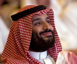 Saudi Crown Prince Mohammed bin Salman attends the Future Investment Initiative conference, in Riyadh, Saudi Arabia, on Oct. 23, 2018.