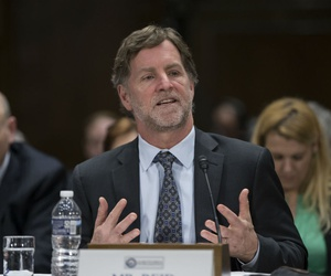 Garry Reid, director for defense intelligence and security, told the House Armed Services Committee Wednesday the Pentagon is preparing to take over the clearance process.