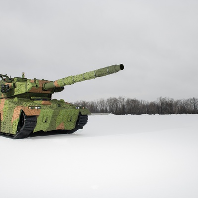 US Army Narrows Search For Light Tank to Two Companies