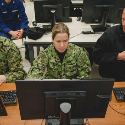 Shipmates, Information Management Is a Life-or-Death Proposition