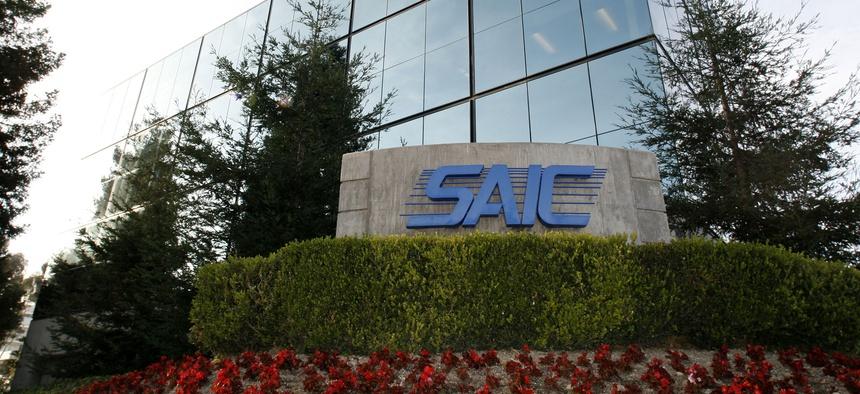 An SAIC office in San Diego.