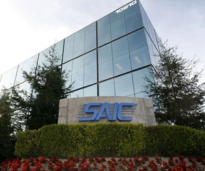 An SAIC office in San Diego.