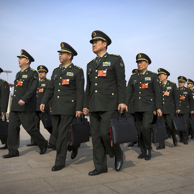 China's Military Is Getting Better at a Lot of Things at Once: Pentagon Intelligence