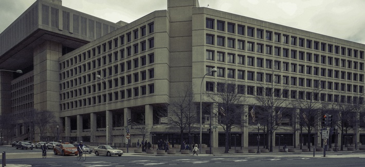 FBI headquarters, Washington, DC