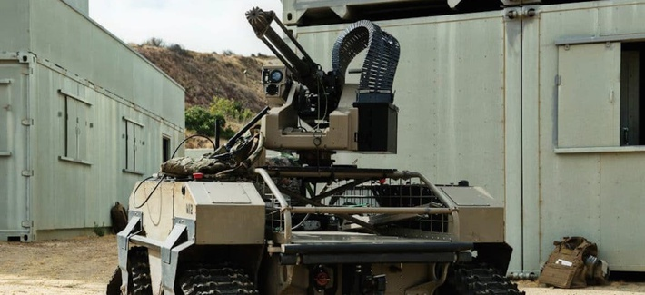 US Military Changing 'Killing Machine' Robo-tank Program After Controversy