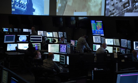 The U.S. Air Force's 184th Intelligence, Surveillance and Reconnaissance Group