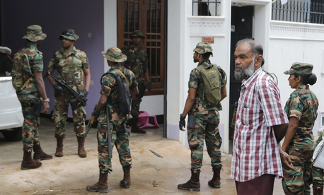 Internet blackouts were among the new security measures that followed May 2019 terror attacks in Sri Lanka, along with cordon-and-search operations by the army.